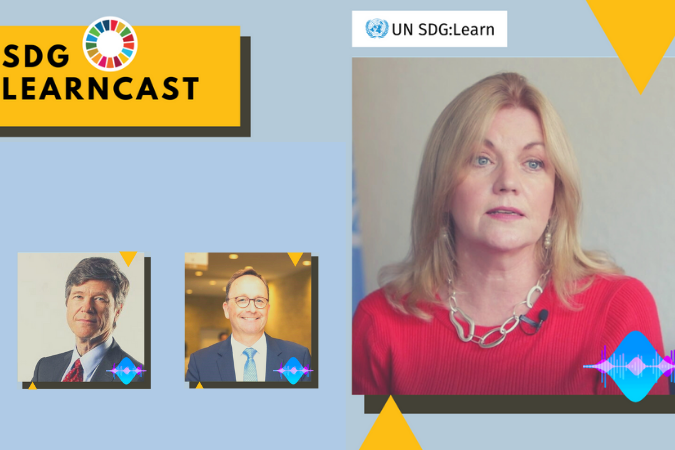 UN SDG:LEARN BLOG AND PODCAST SERIES