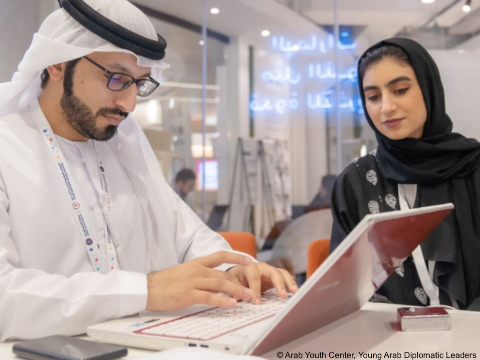 IN A NEW COLLABORATION WITH THE ARAB YOUTH CENTER, UNITAR TRAINS YOUNG ARAB DIPLOMATIC LEADERS